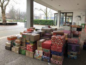 208-mal Freude – die SMV-Päckchenaktion mit neuem Rekord