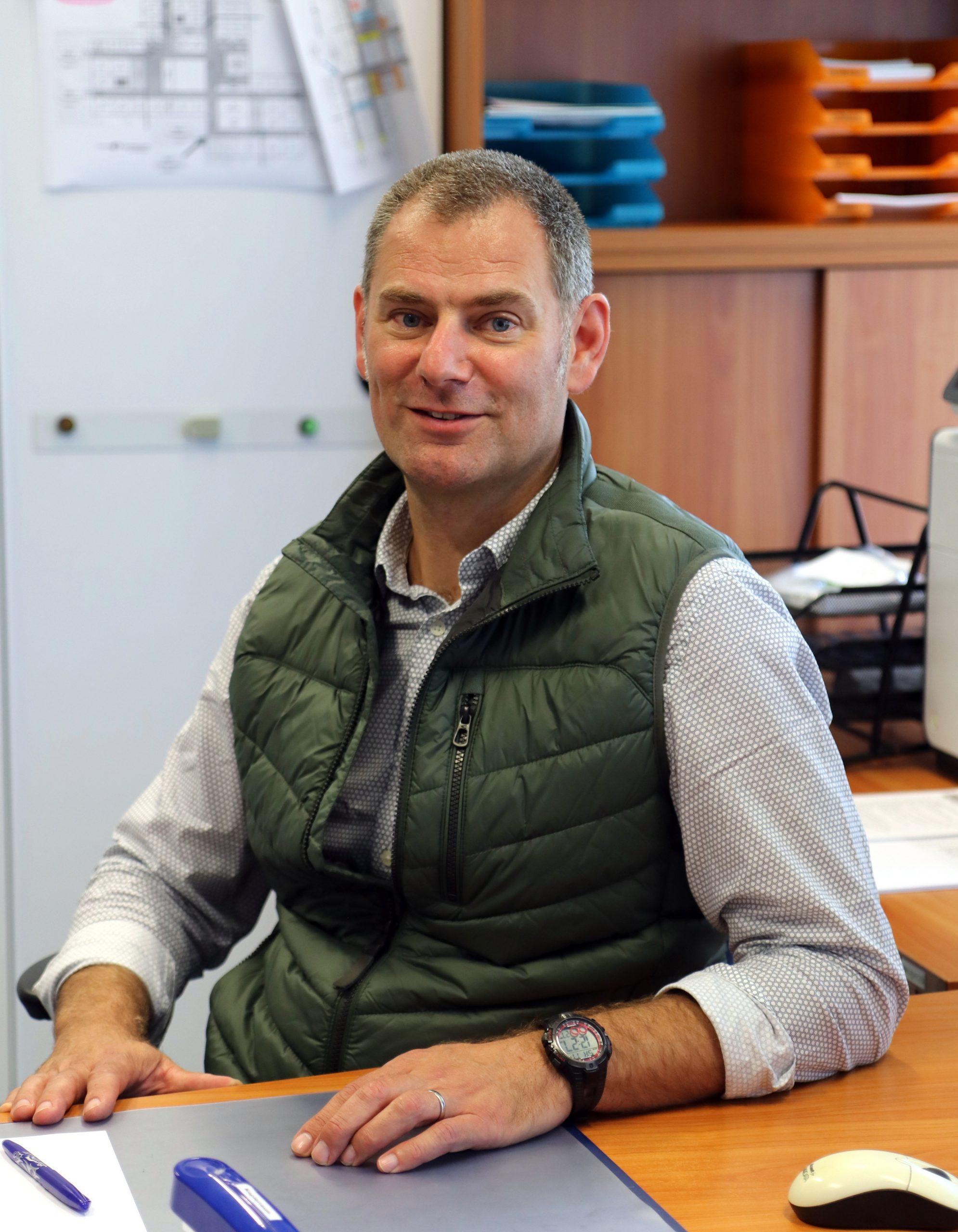 You are currently viewing Christian Maurer ist jetzt stellvertretender Schulleiter am GGE