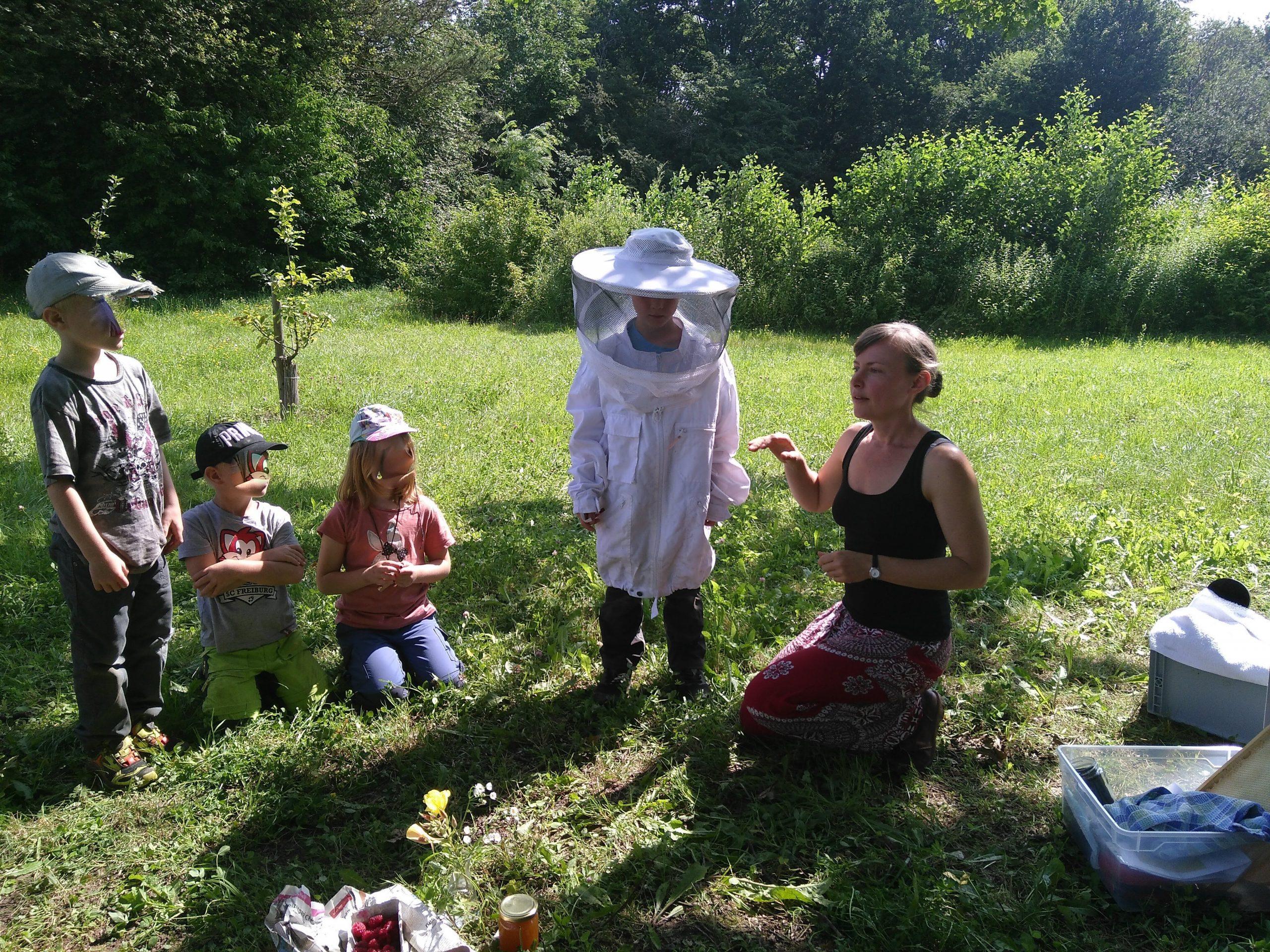 You are currently viewing Naturpark macht's möglich: Kindergartenkinder besuchen das GGE